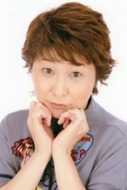 田中真弓-演員近照