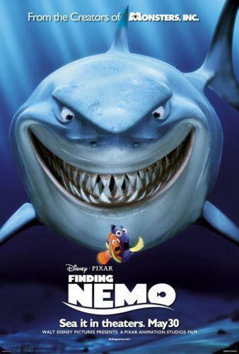 海底總動員_Finding Nemo_電影海報