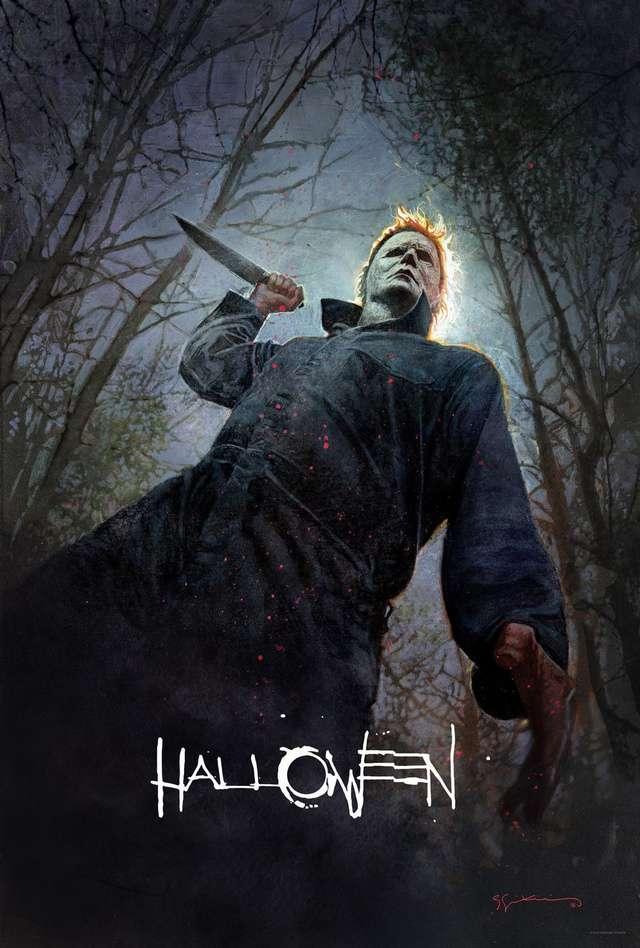 月光光新慌慌_Halloween_電影海報