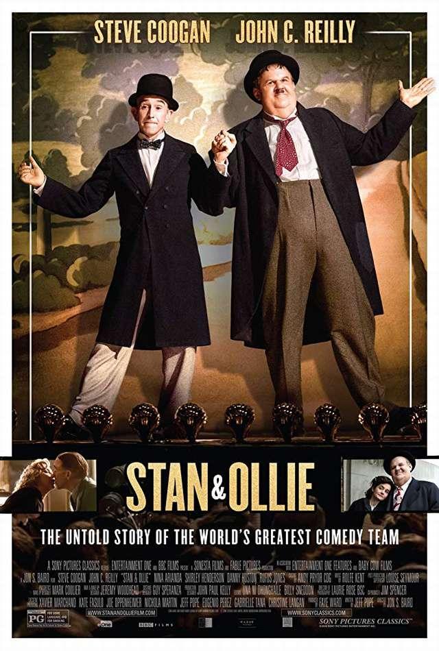 喜劇天團:勞萊與哈台_Stan & Ollie_電影海報