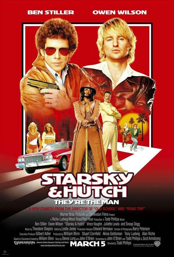 警網雙雄(2004)_Starsky & Hutch_電影海報