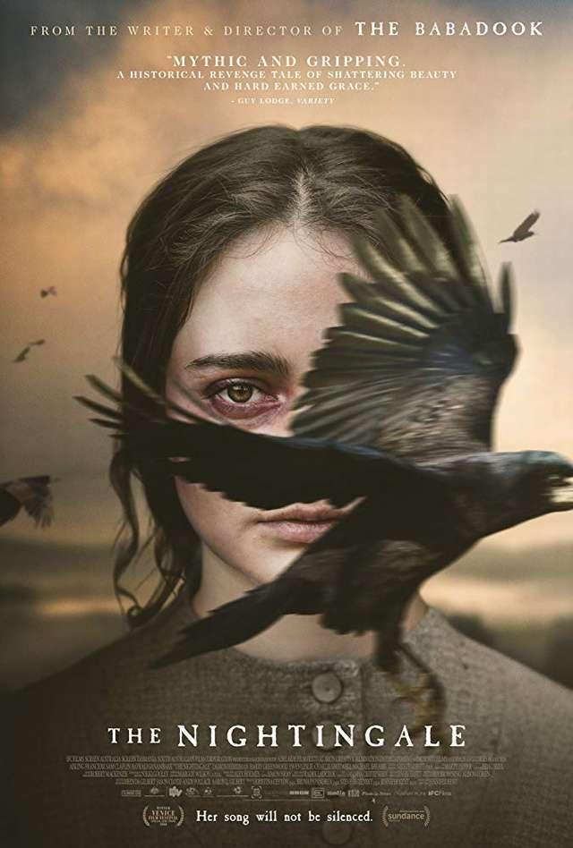夜鶯的哭聲_The Nightingale_電影海報