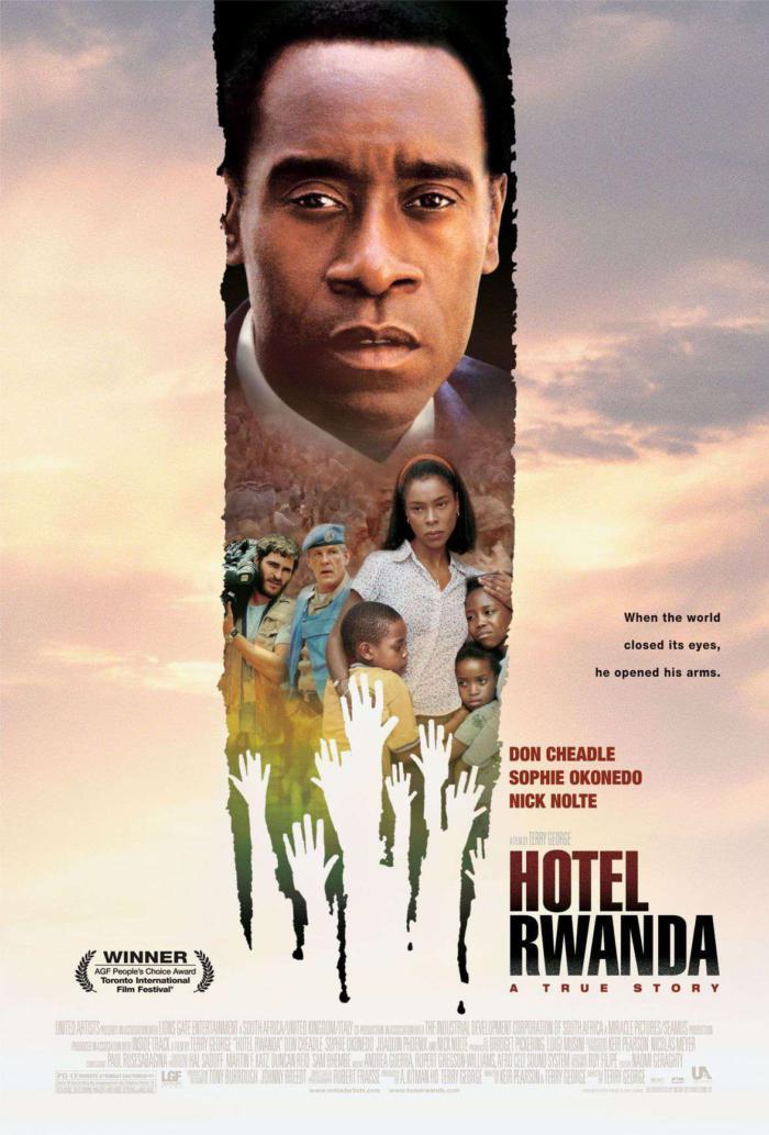 盧安達飯店_Hotel Rwanda_電影海報