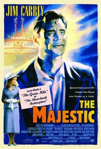忘了我是誰_The Majestic_電影海報