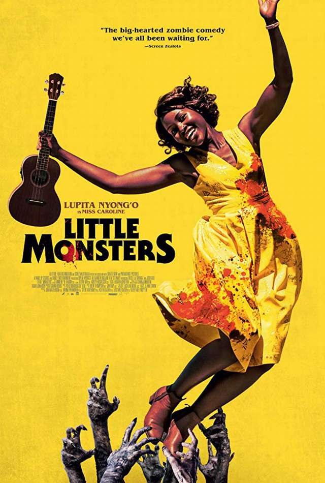校外打怪教學_Little Monsters_電影海報