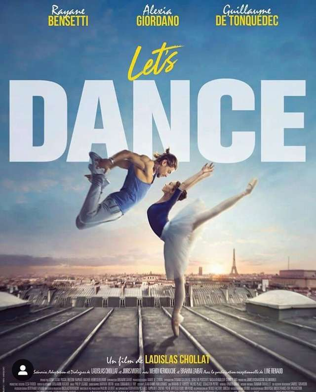 舞力升級_Let's Dance_電影海報