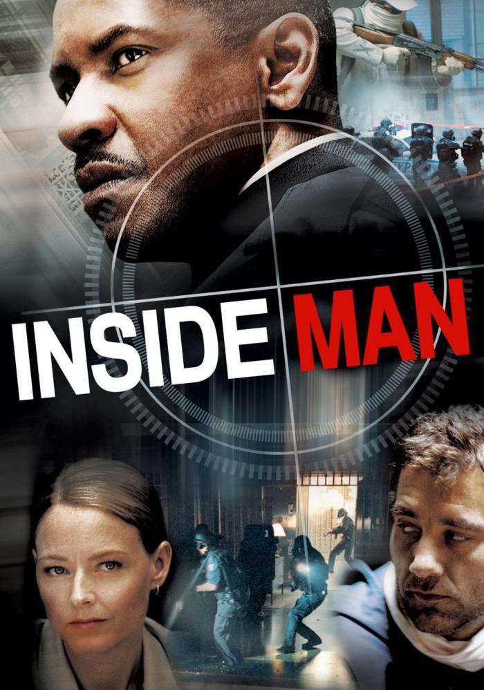 臥底_Inside Man(2006)_電影海報