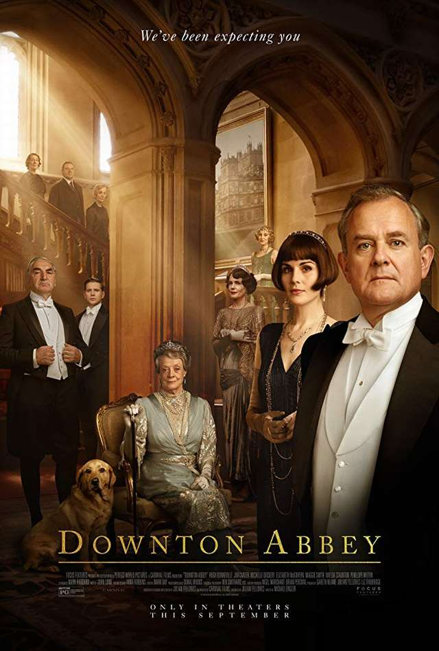 唐頓莊園_Downton Abbey_電影海報
