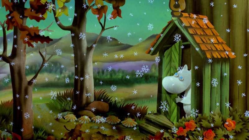 嚕嚕米冬日樂園_Moomins And The Winter Wonderland_電影劇照
