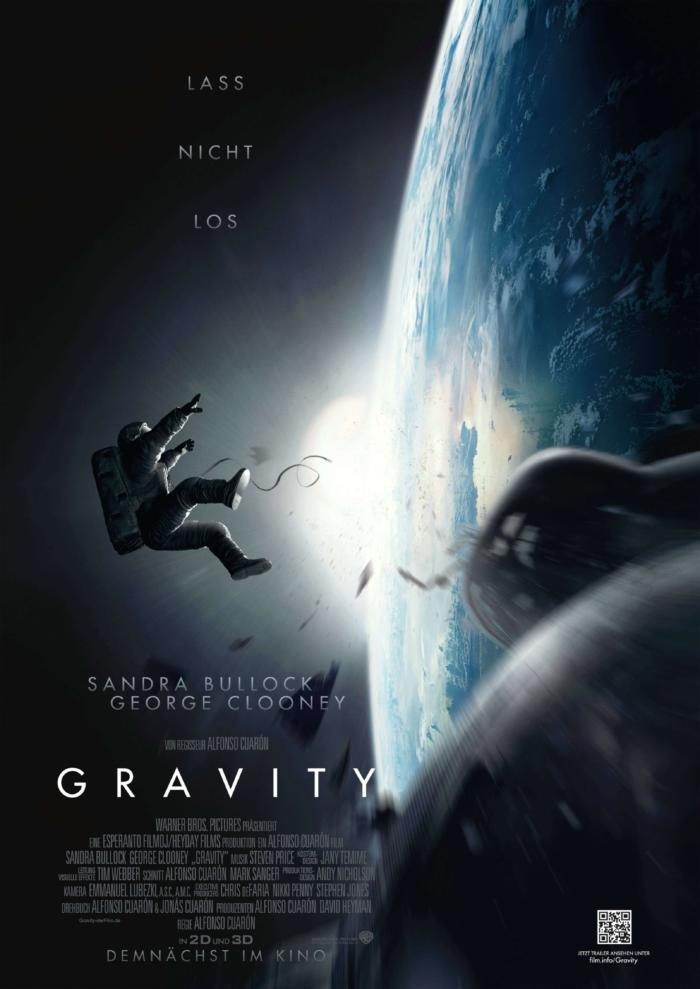 地心引力_Gravity (2013)_電影海報