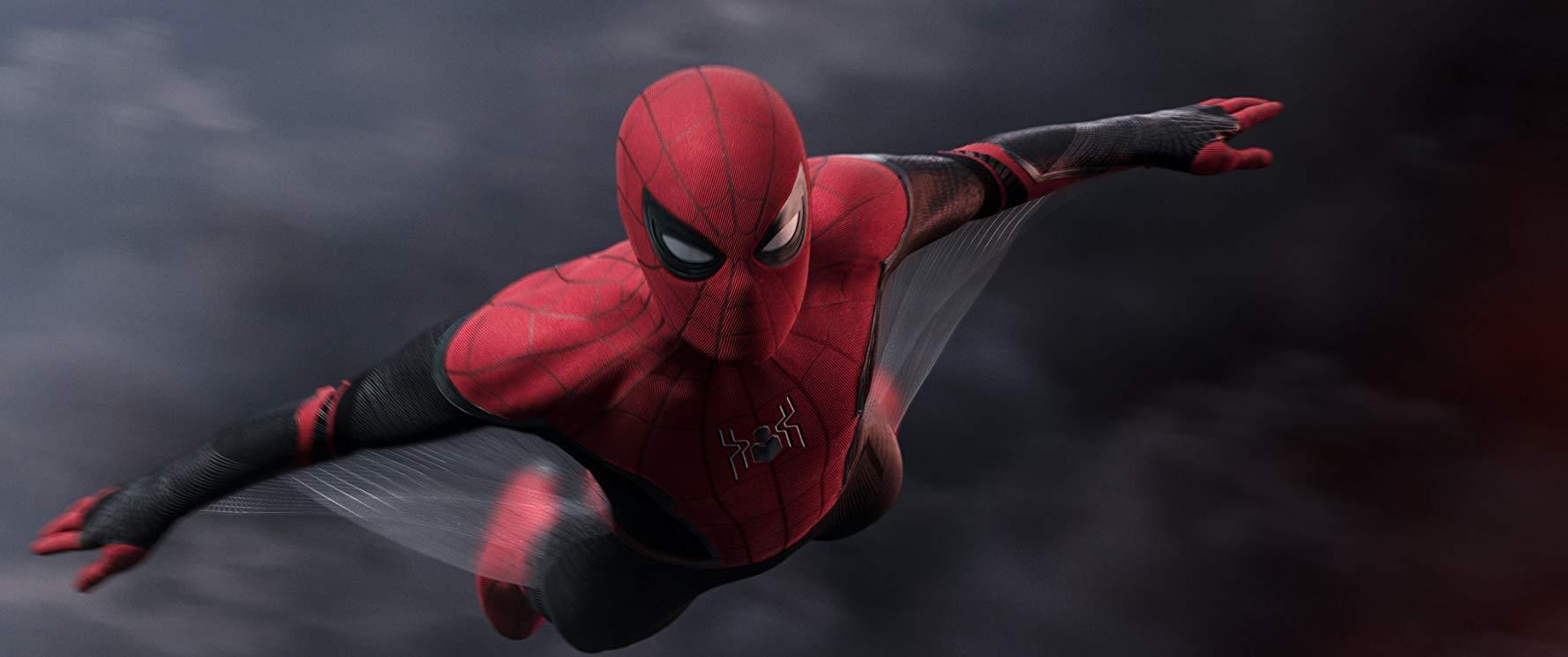 蜘蛛人:離家日_Spider-Man: Far From Home_電影海報