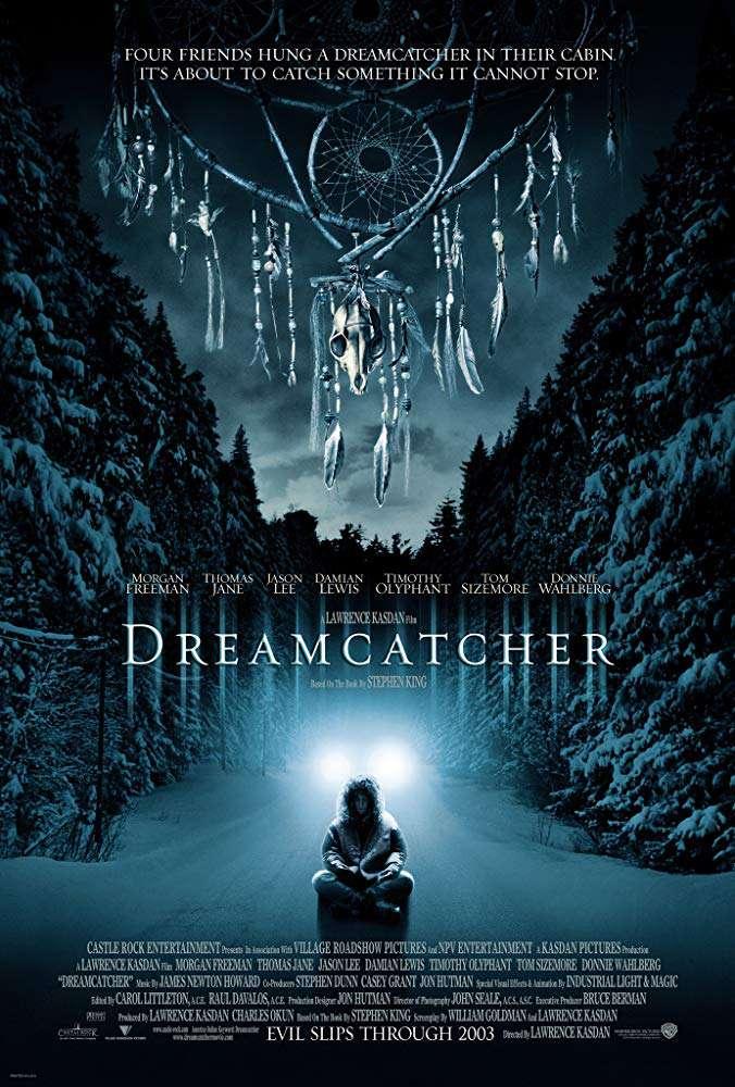 捕夢網_Dreamcatcher_電影海報