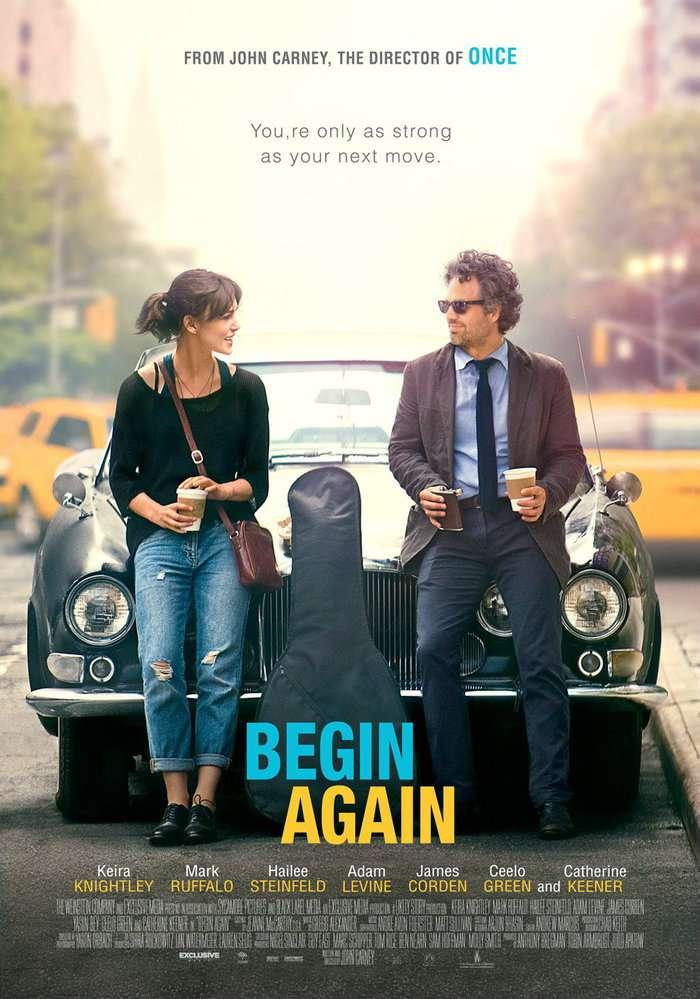 曼哈頓戀習曲_Begin Again(2013)_電影海報