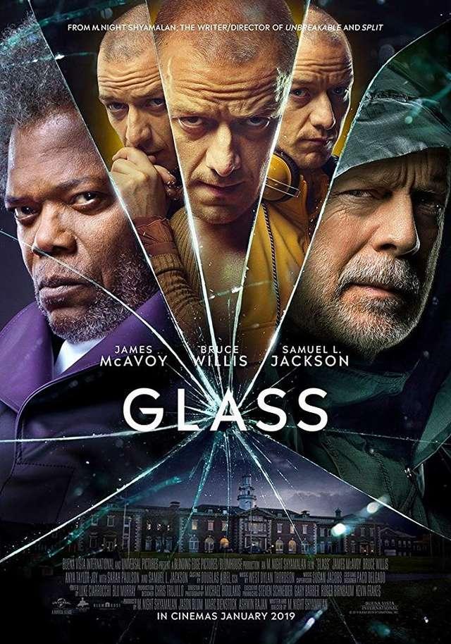 異裂_Glass_電影海報