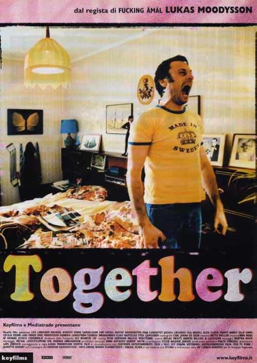 一個屋簷下_Together (2000)_電影海報