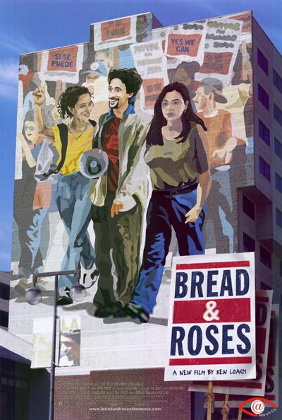 麵包和玫瑰_Bread and Roses_電影海報