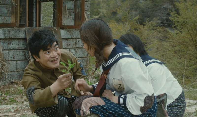 飛翔吧!埼玉_Fly Me To The Saitama_電影劇照