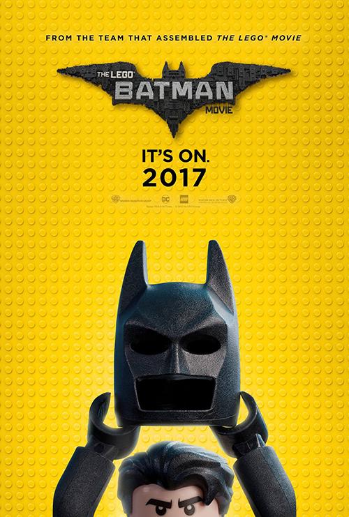 樂高蝙蝠俠電影_The Lego Batman Movie_電影海報