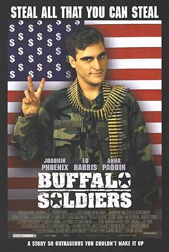 蠻牛戰士_Buffalo Soldiers (2001)_電影海報