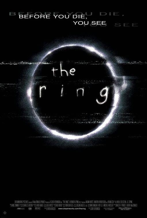 七夜怪談西洋篇_The Ring_電影海報
