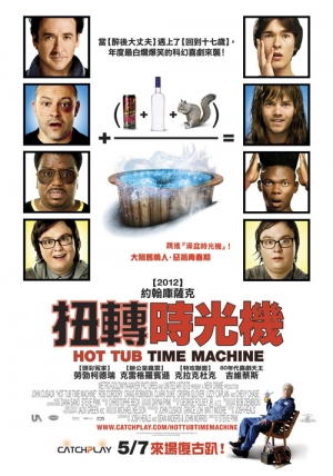 扭轉時光機_Hot Tub Time Machine_電影海報