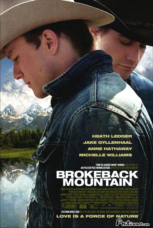 斷背山_Brokeback Mountain_電影海報