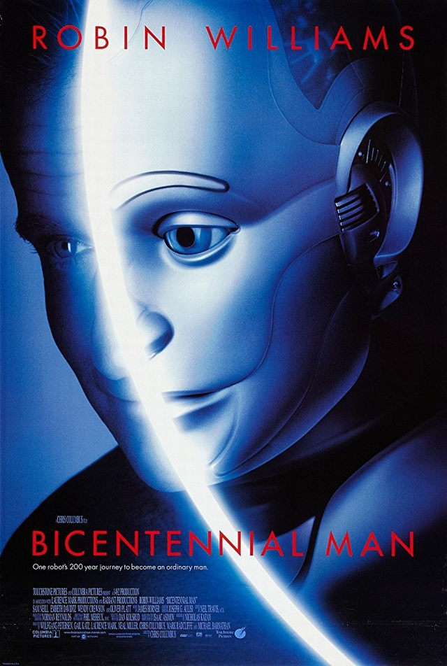 變人_Bicentennial Man_電影海報